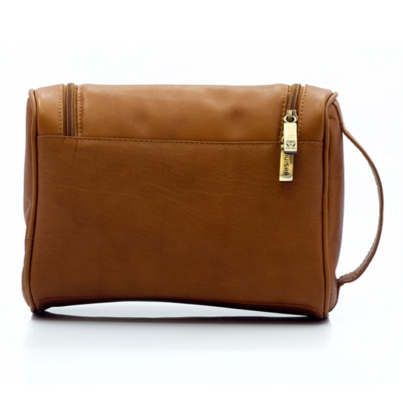 Muiska - Mateo - Handcrafted Colombian Leather Travel Accessories
