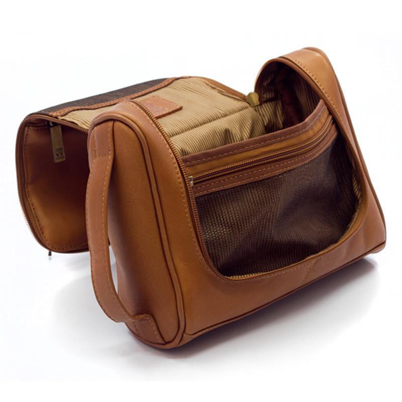 Muiska - Mateo - Hanging Leather Travel Bag