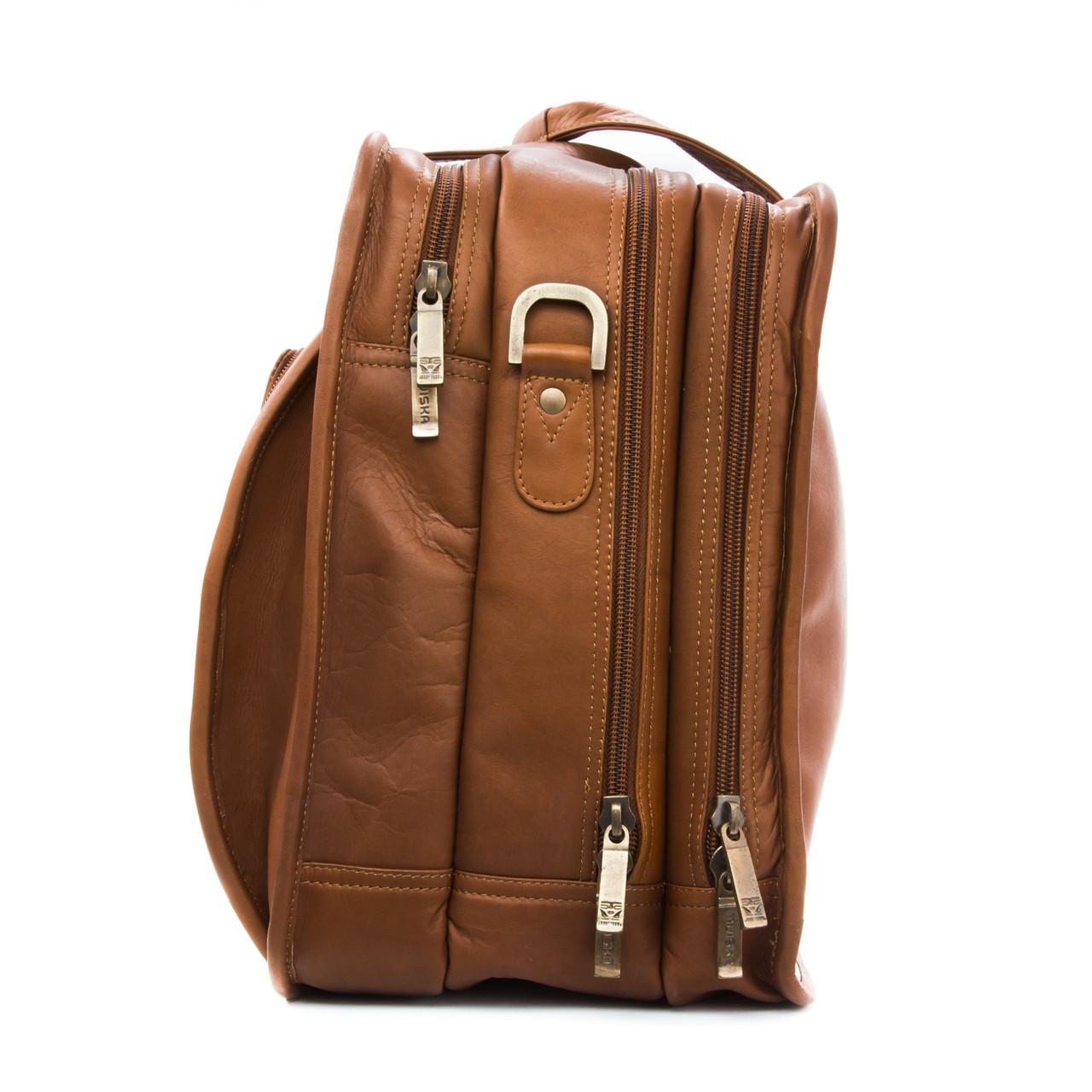 Muiska - Sydney - 17-inch Triple Compartment Laptop Brief