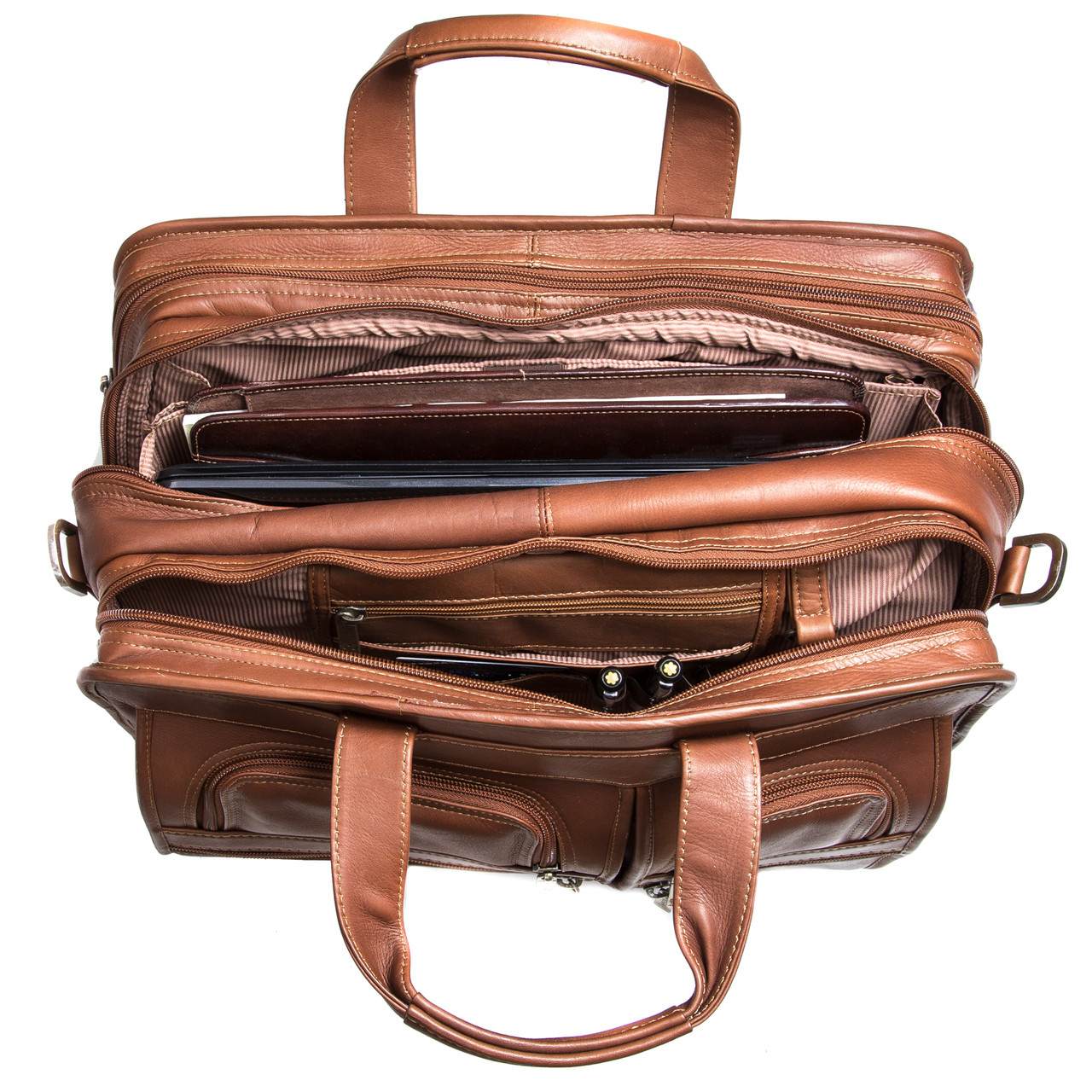 "Muiska - Madrid - 17"" Laptop Case is versatile enough to adapt to any work situation"