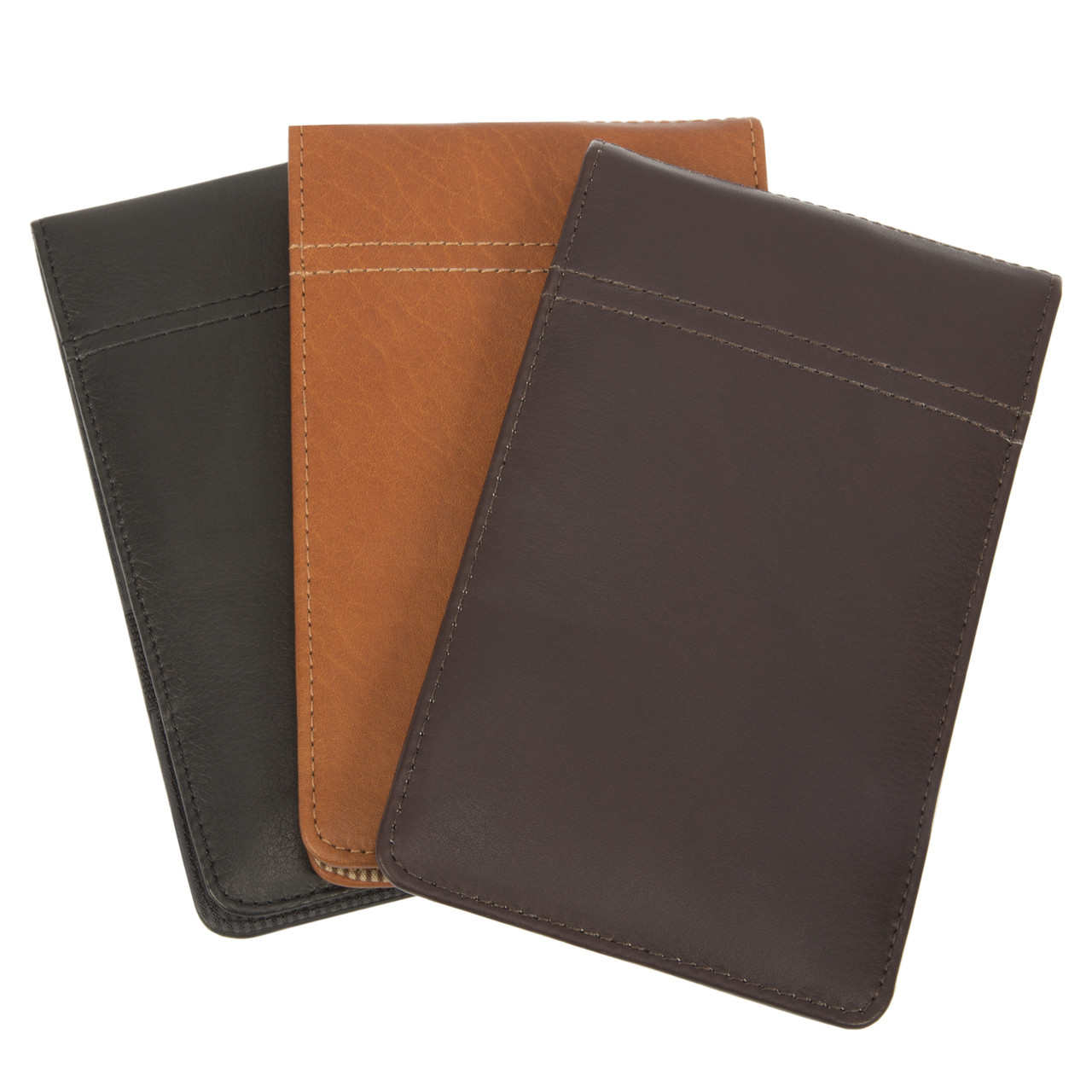 Muiska - Gino - Golf Performance Scorecard Holders come in  three colors: BLACK, SADDLE and BROWN