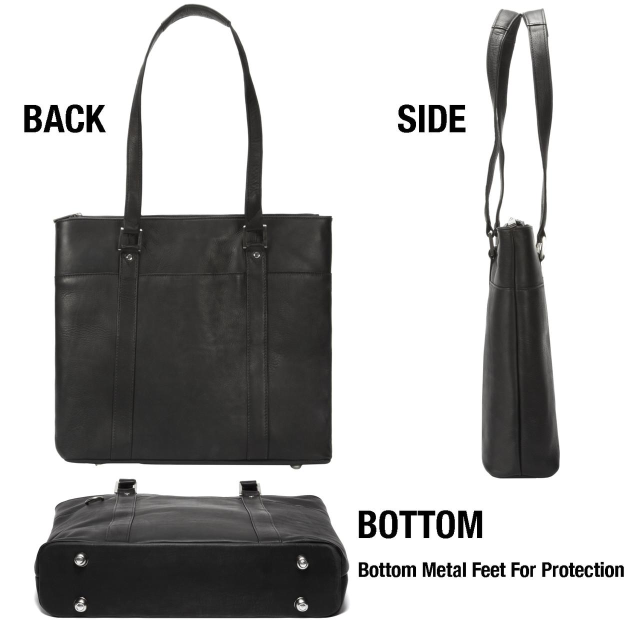Muiska - Taipei - women's tote bag work bag for safe laptop transport