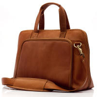 Ivanka - Women's Business Brief - Front View, Saddle