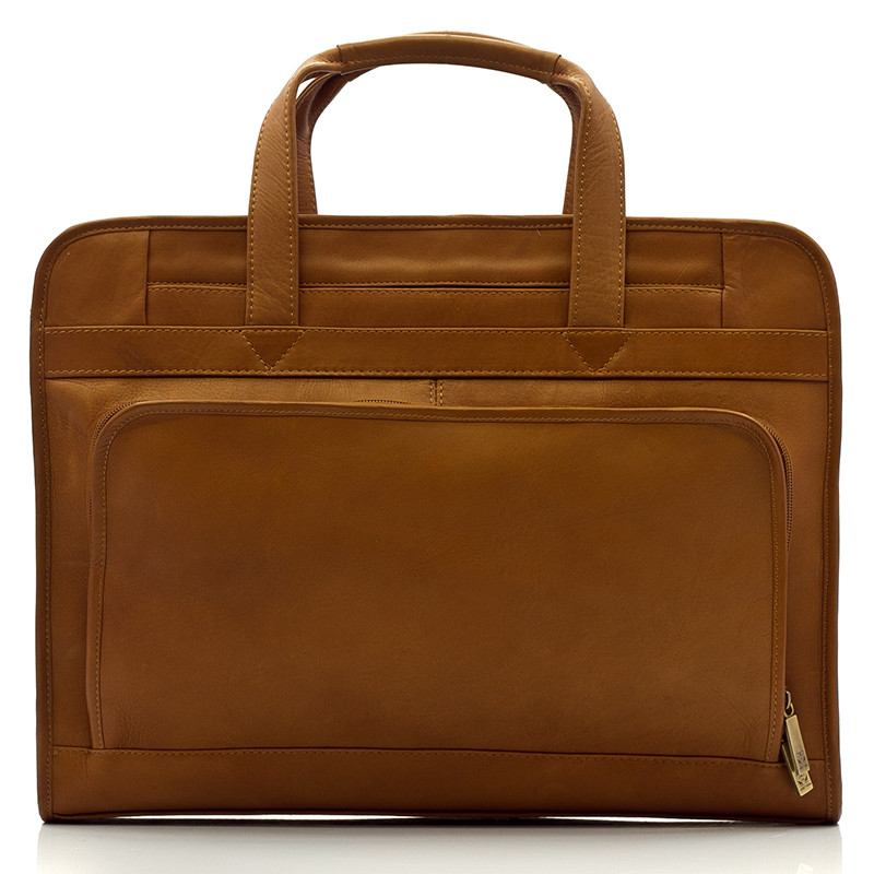 Muiska - Lisbon - Leather Business Case is handcrafted from the finest Colombian leather