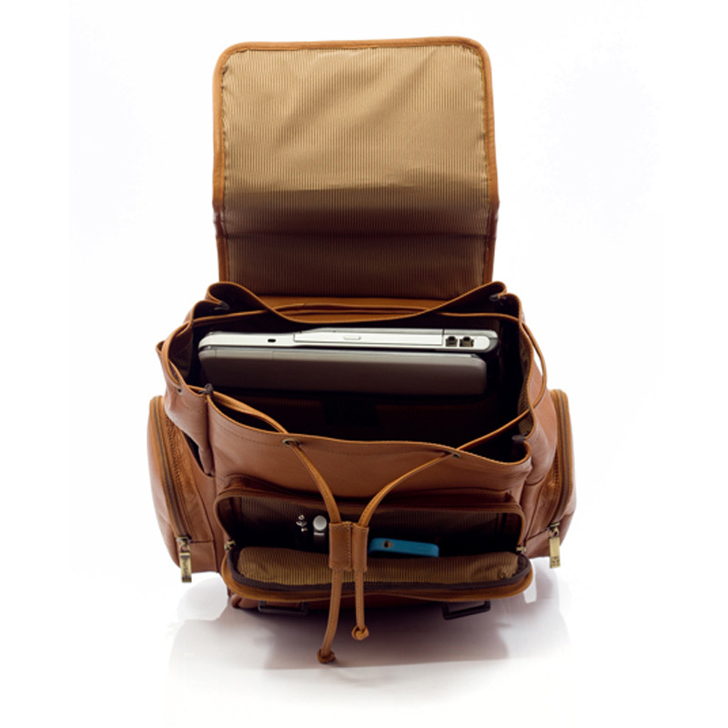 Muiska - Raffael - Spacious and versatile interior with a padded  Laptop Compartment
