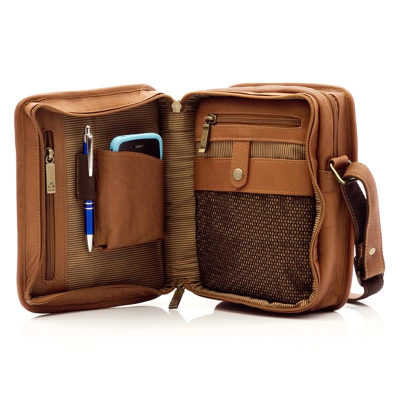 Muiska - Daniel - Cross Body Bag boasts a spacious and utilitarian design