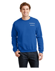 Royal Crewneck with name