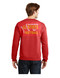Red Crewneck All State Honorable Mention