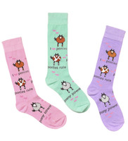 Ovation Pony Power Socks - Childs