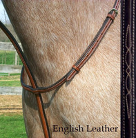 Bobby's Signature Raised & Fancy Standing Martingale