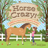 Horse Crazy by Jessie Haas
