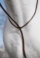 Regal Plain Raised Standing Martingale, Cob Size Only