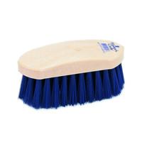 Stiff Navy Poly Brush
