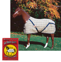 "The Original Baker Blanket, Baker Plaid, 60"" -70"""