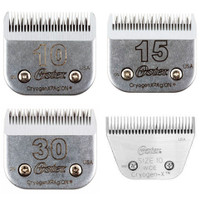 Oster Cryogen-X A5 Replacement Blades, 10, 15, 30 & 10 Wide