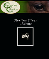 Sterling Silver Charm - Jack Russell