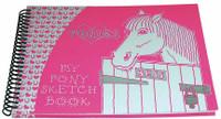 Love Ponies Sketchbook