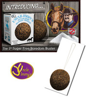 Uncle Jimmy's Sugar Free Hangin' Balls Horse Treat