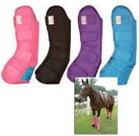 PRI Heavy Duty Pony Shipping Boots, Set of 4