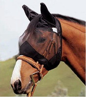 Cashel Quiet Ride Fly Mask with Ears - 4 Sizes