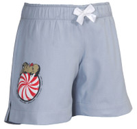 TuffRider Peppermint Dreams Boxer Shorts, Size Small Only