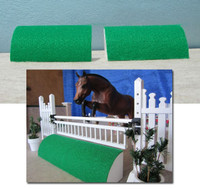 Roll Top for Model Horse Jumps