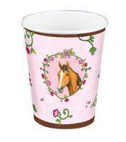 Horse Friends Party Cups, Pack of 8