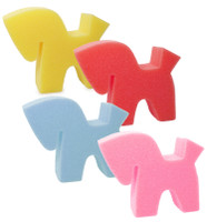 Pony Shaped Sponge