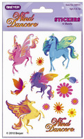 Breyer Wind Dancers Stickers