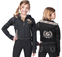 Ovation Child's Equestrian Hoodie, Sizes Small Only