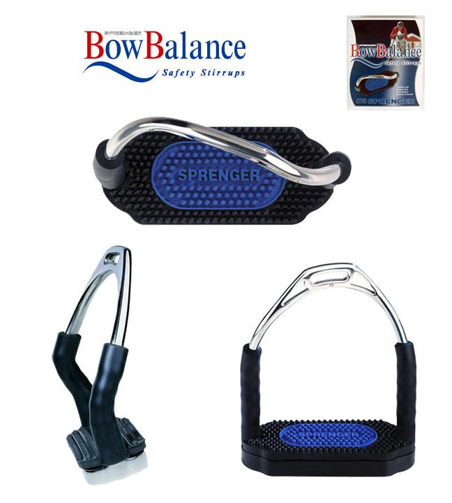 4.75 Herm Sprenger Bow Balance Stirrup