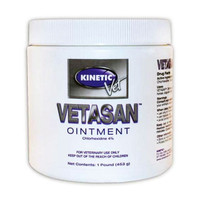 Vetasan Antiseptic Ointment for Horses, Dogs and Cats, 16 oz.