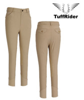 TuffRider Boys A-Circuit Knee Patch Breeches