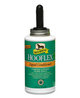 Hooflex Therapeutic Liquid Conditioner with Brush, 15 oz