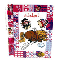 Thelwell Notebook and Pen Gift Set