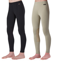 Kerrits Kids Performance Tight, Black & Tan