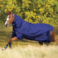 "Amigo Pony Hero 6 Plus Medium Turnout Blanket, 45"" Only"