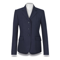 RJ Classics Hampton Navy Show Coat, Sizes 2 - 16