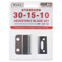 Wahl  Standard Adjustable Blade Set, #30 - 15 - 10