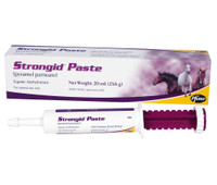 Strongid Paste Equine Dewormer, 20 ml Tube