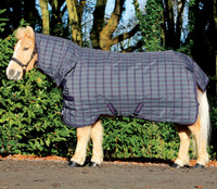 "Rhino Pony All-In-One Heavy Turnout, Discontinued Color, 51"", 60"" & 63"" Only"