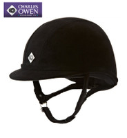 Charles Owen GR8 Helmet, Non-Removable Liner
