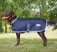 "Weatherbeeta Fleece Lined Windbreaker Dog Coat, 12"" - 22"""