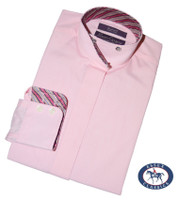 Essex Classics 'Nips Gardenia' CoolMax Shirt, Pink, Sizes 14 & 16 Only