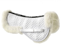 Ovation Europa Sheepskin Solid Spine Pony Half Pad