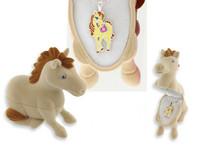 Ivory Pony Pendant with Pony Gift Box