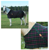 "The Original Baker Blanket, Tartan Plaid, 60"" -70"""