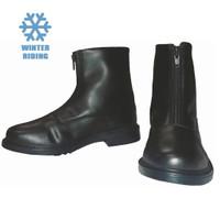 TuffRider Starter Winter Fleece-Lined Zip Paddock Boots, Childs Sizes 8 - 5