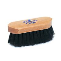 Soft Horse Hair Blend Finishing Brush