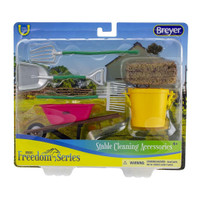 Breyer Stable Cleaning Accessories, Freedom Series